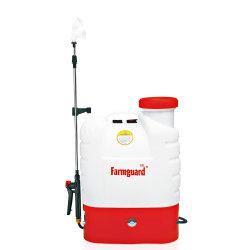 건전지에 의하여 운영하는 단 하나 두 배 펌프 18 리터 스프레이어