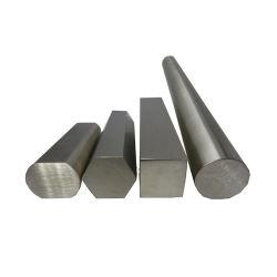 Rondes/carré//Angle hexagonal/plat/Canal sus 201 304 316 316 321 410 420 430 904L tige en acier, brillant ou noir Prix de barres en acier inoxydable