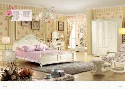 Diseño sencillo de estilo coreano la princesa de la casa chica Muebles de Dormitorio