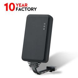 9-100V bajo costo sin cuota mensual de teléfono Lbs oculto por la vía rápida Coche de tamaño pequeño Moto Tracker GPS con APP