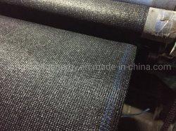 80% Sun затенения Rate тени Net черный цвет трикотажные ткани