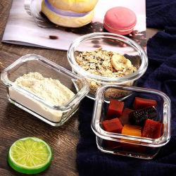 Supplemento di cibo del bambino vasellame utensili da cucina di alimento vetro vasellame
