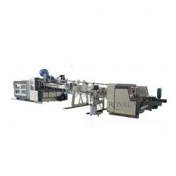 جهاز لقم المجلدات لأسفل للتحكم التلقائي الكامل بالكمبيوتر (وحدة إنشاء صندوق RC متوافقة مع آلة طباعة Flexo