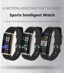 Bracelet Bluetooth Timethinker Fashion Smart Tracker Rappel d'appel pour Android Ios sang chargeur USB entendre R9 étanche de contrôle de débit