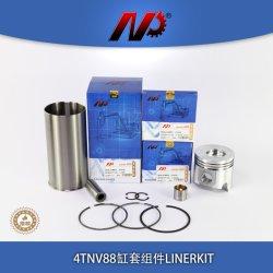 De Zuiger van de Vervangstukken van de Dieselmotor van de Machines van de Bouw YANMAR van 4TNV88