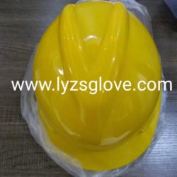 Строительный материал шлем мотоцикла Каску HDPE Red Hat