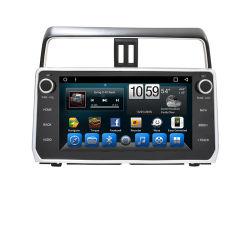 2018 Nouveau Android 10,1 pouces pour lecteur de DVD de voiture Toyota Prado 2018 avec le GPS