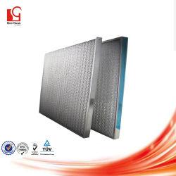 Tous les châssis en acier inoxydable en aluminium des filtres à air filtre remplaçable