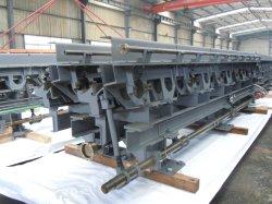Les diapositives de lit table à rouleaux de refroidissement avec le tablier de levage de l'équipement métallurgique OEM