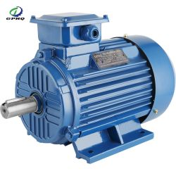 Y2-132s-4 7.5HP 5.5Kw Ferro Fundido Trifásico AC Motor eléctrico com 380V 50Hz