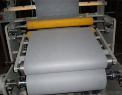 Pour l'électrolyse de l'anode en aluminium