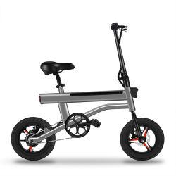 E-Bike usine 9.9Ah portable 14 pouces, batterie au lithium vélo Vélo électrique pliable