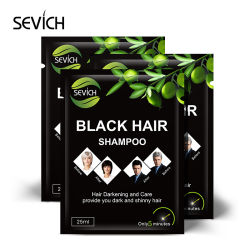 Barato corantes capilares de ervas naturais Gengibre Shampoo Preta