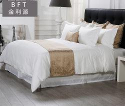100% algodão Consolador Lençol Definir/ Bed para Home/ Hotel Lençois no conjunto