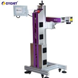 Cycjet Lf30f Hochgeschwindigkeitslaser-Markierungs-Maschine für Plastikrohre