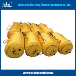 Sacchetti materiali del peso dell'acqua di prova del caricamento della prova della lancia di salvataggio del PVC