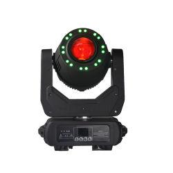 クリスマスの照明プロジェクター強力な200W LED移動ヘッドわずかなシミ