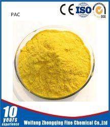 Le chlorure de polyaluminium CCP comme produits chimiques de traitement des eaux usées de l'industrie