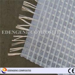 Composé Glassfiber biaxes Compo géogrille géotextile non tissé pour la prévention de fissures