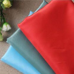 De waterdichte Zachte 190t Stof van de Polyester van de Taf pvc Met een laag bedekte