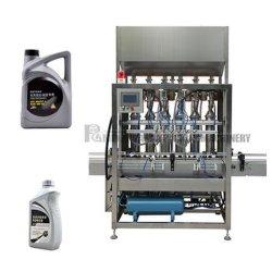 El llenado de líquidos de alta calidad de la máquina automática de la Mobil Oil Aceite de motor/máquina de llenado con Control PLC