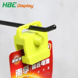 Магнитные пластиковую рукоятку крюк остановить EAS для защиты от краж Крючок блокировки