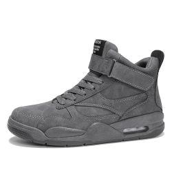 El hombre moderno diseño de moda mayorista Casual casuales Zapatos de skate de aire