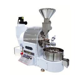 300g - 1500g 1kg de gás / Elétrico Mini-café máquina de ustulação com certificado CE