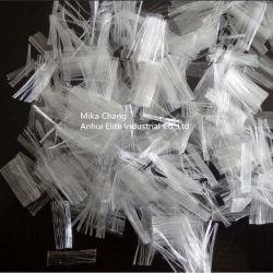 Ppme PP maille microfibre pour le béton de fibres