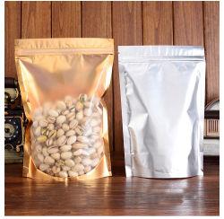 Встать сумки с Kraft и на основе металлических материалов для пищевых продуктов