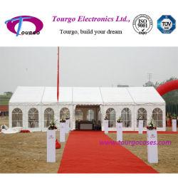 Événement gonflable Tourgo blanc tente/tente d'exposition /tente de conférence