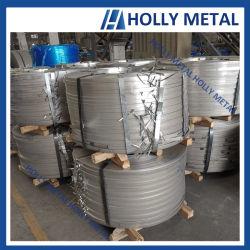 Bande en acier inoxydable laminés à froid du rouleau de la bobine SS 201 304 410 430