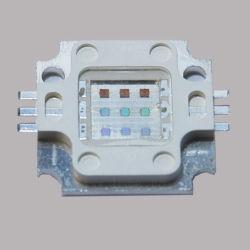 10W LED haute puissance RVB