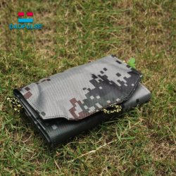 Alimentação de fábrica 6W Painel Solar Portátil gratuitamente para o telefone celular