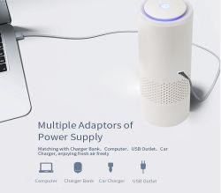 Purificatore portatile dell'aria di disinfezione dell'automobile UV-C della casa