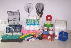 高品質の釣り道具の漁網釣麻ひもはトラップおよび浮遊物をロープをかける