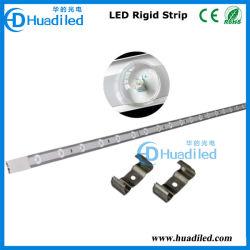12V 2835 5630 SMD, die steifen Streifen heller des Objektiv-großer Grad-neuer rückseitiger Licht-LED heller Kasten-Streifen-hohen Helligkeit-des Aluminium-LED bekanntmachen