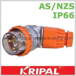 IP66 5pin 32A Industrial Plug Socket