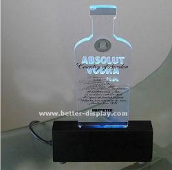 Kundenspezifischer bekanntmachender Acrylvorstand für Systeme