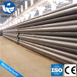 Tubo de acero negro (ASTM, GB, EN, API)