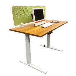 Mécanisme électrique automatique s'asseoir et debout réglable en hauteur table Ordinateur de bureau de poste de travail de bureau
