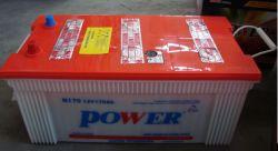 N170 12V170ah JIS 標準鉛酸ドライチャージ車用バッテリ