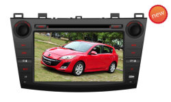 "Special 2 DIN 8"" Auto DVD GPS for New Mazda 3 (TS8732)"