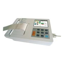 Medical Canal Digital 3 máquina de electrocardiograma ECG-RB300 Precio
