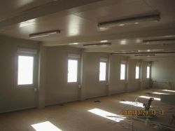 Сегменте панельного домостроения в классе/модульный классе/портативных школы