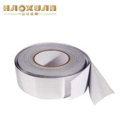 Cinta de aluminio de HVAC de extracción de la cinta en el silenciador