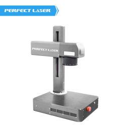 완벽한 레이저 - 20W 30W 50와트 휴대용/소형 미니 데스크탑 소형 메탈 스테인리스 스틸 IPG/Mopa/Raycus/Max/Jpt 파이버 레이저 마커 각인 기계