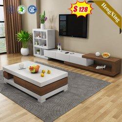 Basamento domestico di legno moderno della mobilia TV del salone del supporto della parete della camera da letto dell'hotel