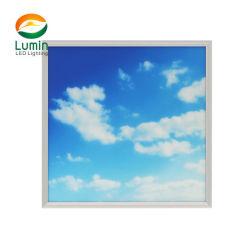 Panneau LED Skylenses Customed Prined Ciel bleu clair/blanc du panneau de Cloud Computing