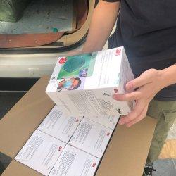 중국에서 미국 신시내티 항구까지 컨테이너 운송